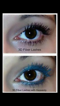 www.allabouttheface.co.uk Vibe up your YOUNIQUE 3D Mascara with Moodstruck pigments! Create any colour you like