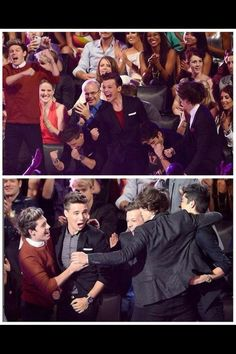 When they won 3 VMAs! This picture makes me smile every time I look at it<3