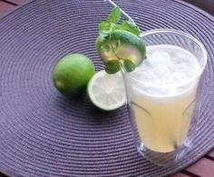 Ingwer-Limetten-Limonade mit Minze von kayenta auf www.rezeptwelt.de, der Thermomix ® Community