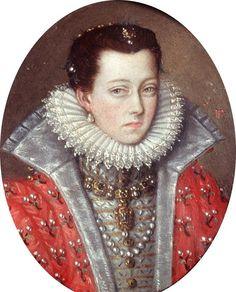 Eleonor de' Medici by Costantino de' Servi