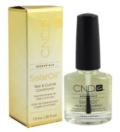 Solaroil nail and cuticle conditioner: a beauty cult classic | Modern Mrs Darcy