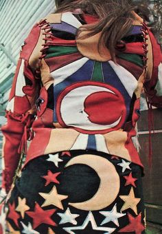 Photo from Native Funk & Flash: An Emerging Folk Art, 1974, by Alexandra Jacopetti and Jerry Wainwright, via Prism of Threads.