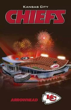 Beautiful Arrowhead Stadium my hometown and my Team. I've been to so many games there it's like home. The fans are family there, we know each other, and every Sunday is a blast!