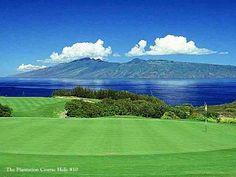 Hole 10 Kapalua (Plantation) Kapalua, Maui, HI/ 877-527-2582 / kapaluamaui.com / Bill Coore & Ben Crenshaw (1991) 7,411 yards, Par 73 | Points: 60.5165 golfdigest.com