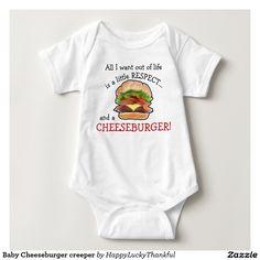 Baby Cheeseburger creeper