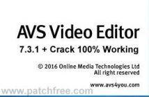Avs Video Editor 7.1.2.262 serial key