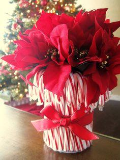 11 décorations pour Noël avec des sucres d'orge