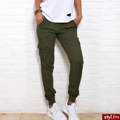 Dresowe Spodnie Moda