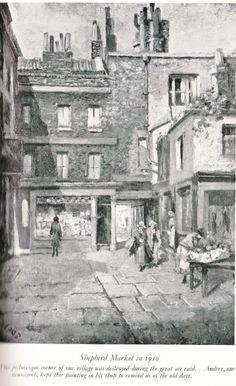 shepherd-market-in-1910  from A London Inheritance