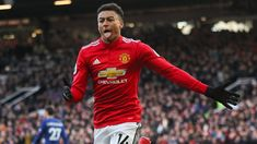 Jesse Lingard praises Man United's character after reaching FA Cup semis Jesse Lingard, Manchester United Players, All Blacks, Fa Cup, Man United, Football Players, Victorious, Soccer, The Unit
