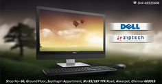 Shop and buy Dell PC's for your home or office from Ziptech Alwarpet. Value for money and Product. Call us and know more details @ 044-48515606 https://fb.me/TechnologyStore.mex