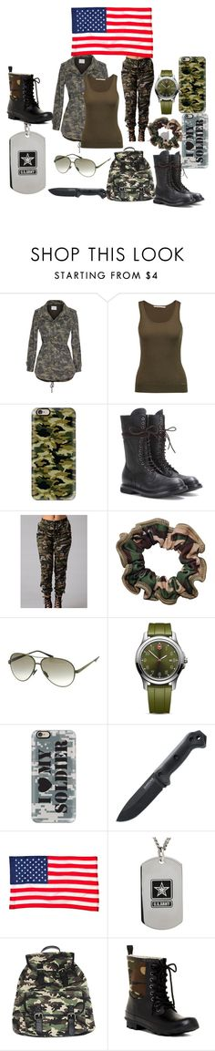 """""""happy memorial day!!!!!!"""" by constanza-memeriz ❤ liked on Polyvore featuring Velvet by Graham & Spencer, MICHAEL Michael Kors, Casetify, Rick Owens, Italia Independent, Victorinox Swiss Army, Evergreen, Wet Seal and Chooka"""
