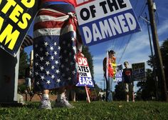 A history of the ACLU defending the Confederate flag, the tea party, the KKK and Rush Limbaugh - The Washington Post