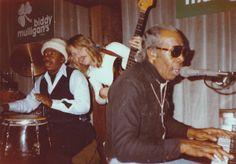 Professor Longhair performs at Biddy Milligan's, Chicago, Illinois, December 1, 1979.