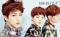 Bangtan Boys - High Cut Magazine Vol.120