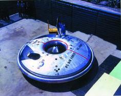 Avro VZ-9 : la soucoupe volanteComparateur assurance autoCet engin d'Avro Canada fait partie des nombreuses expérimentations secrètes financées par l'US Air Force pour disposer de «Jeep volantes» à décollage vertical. Il fit son premier vol en 1959. Stable en vol stationnaire, il était très difficile à contrôler en vol horizontal.>>> Découvrez aussi notreComparateur assurance auto