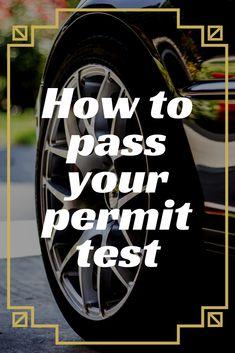 tips passing nj drivers test