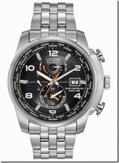 Citizen World Time A-T AT9010-52E