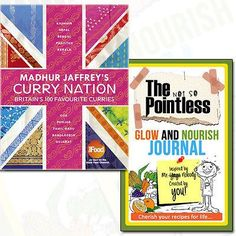 Buy best quality books at very low prices. ‪#‎Madhur‬ Jaffrey's Curry Nation Glow & Nourish ‪#‎Journal‬ 2 Books Collection Set.‪#‎bookscollection‬ ‪#‎Journal_Books‬ ‪#‎Diets_Books‬ ‪#‎Books‬