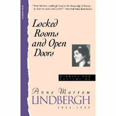 Locked Rooms Open Doors: Diaries And Letters Of Anne Morrow Lindbergh, 1933-1935: Anne Morrow Lindbergh: 9780156529563: Books - Amazon.ca