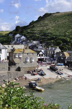 Port Isaac. (Location for Doc Martin!) Want to live in Cornwall but find it…