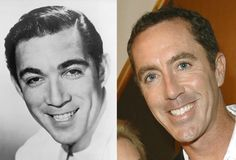 Famous Lookalikes: Anthony Quinn - Michael McDonald (Images of Anthony Quinn and Michael McDonald provided by Getty Images)