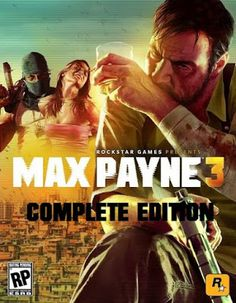 Max Payne 3 Complete Edition PC Cover