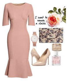 """""""Untitled #211"""" by myriamsarah on Polyvore featuring Style & Co., Canvas by Lands' End, Massimo Matteo, Larsson & Jennings, Accessorize and Jimmy Choo"""