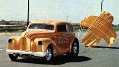 Herrera & Sons 1948 Austin A40 gasser
