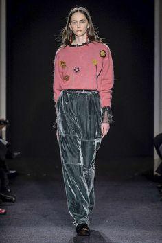 Kristina Ti, Otoño/Invierno 2017, Milán, Womenswear