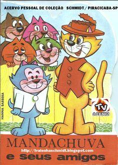 MINITROQUELADOS TELECOLOR MANDA-CHUVA (TOP CAT) Nº22_HANNA-BARBERA_7
