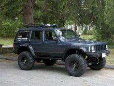 #Jeep Cherokee XJ