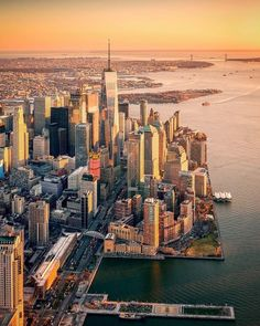 New York From Above, New York City, Places To Travel, Places To Visit, Ville New York, City Wallpaper, New York Photos, Dream City, Wonderful Picture