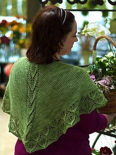 Laurus pattern by Melissa J. Goodale