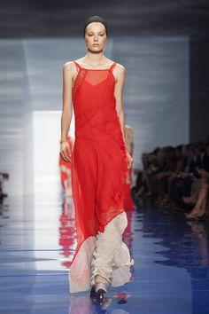 Vera Wang Spring 2014, Vera Wang, New York Fashion, Runway, Dressing, Silhouette, How To Wear, Wedding, Beauty