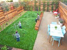 Kid friendly backyard ideas on a budget aesthetic and family friendly backyard ideas . kid friendly backyard ideas on a budget Small Backyard Landscaping, Backyard For Kids, Backyard Projects, Landscaping Ideas, Narrow Backyard Ideas, Desert Backyard, Backyard Designs, Country Landscaping, Modern Backyard