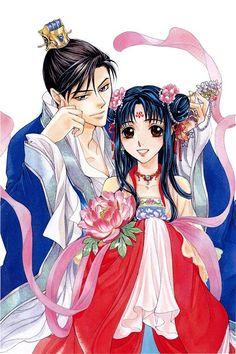 Shuei & Shurei~Saiunkoku Monogatari