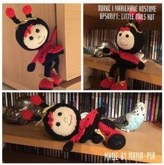 Project by @mama_pia_46 #littleowlshut #crochetpattern #amigurumi #amigurumidolls #doll #stelmakhova_galina #crochetpattern #crochetlove #amigurumi #littleowlshut #Patterns #Crochet #etsy #handmade #crochettoys #crocheting #handcrafted #handcraft #knittersofinstagram #crochetaddict #crochetdoll #Stelmakhova #crochetingisfun #craftastherapy #crocheteveryday #crochetlover #amigurumilove #ladybird #ilovecrochet #ladybug #insect
