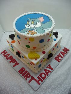 Tom and jerry Party ideas