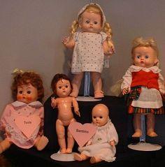 Finnish dolls - suomalaisia nukkeja