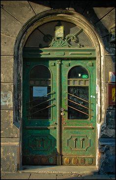 door.... Krakow, Poland