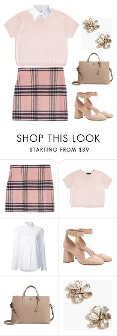 """""""Untitled #2083"""" by telletubbies ❤ liked on Polyvore featuring Cynthia Rowley, Misha Nonoo, RED Valentino, Lodis and J.Crew"""
