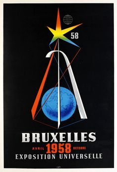 #Expo #Brussels 1958 - A New Humanism #expo2015
