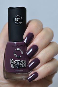 Comme il faut : №571 Dance Legend, Nail Colors, Nail Polish, Nail Art, Nails, Comme, Finger Nails, Ongles, Nail Polishes