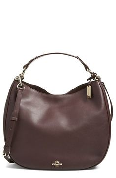 7daa16512780f6 COACH 'Nomad' Hobo Bag available at #Nordstrom Coach Hobo, Slouch Bags,