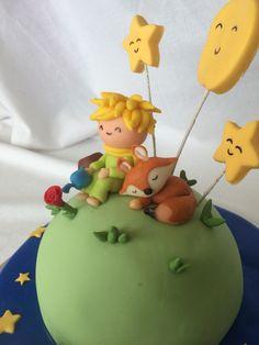 The Little Prince cake by ranzacake. @ranzacake Katy, TX.
