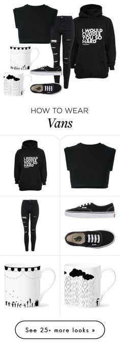 """Is it just me or does anyone else really like mugs?"" by valmay on Polyvore featuring Topshop, adidas Originals, Vans, Eleanor Stuart, women's clothing, women's fashion, women, female, woman and misses"