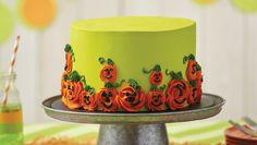 Wilton Course 1: Building Buttercream | Online Halloween Cake Crafting Class