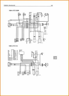 12 Best atv 4wheeler wiring diagram images in 2019