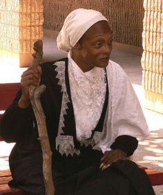 Being Sojourner Truth.  Denise Valentine at The African American Museum of Philadelphia Saturday, March 22, 2014, 12 - 2PM Family Fun Day!